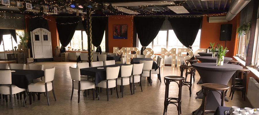 Zaal bruiloft 2