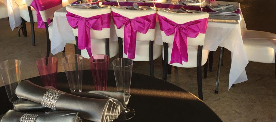 Zaal bruiloft 3